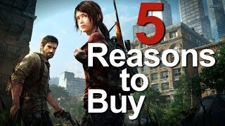 5 Reasons to Buy The Last of Us Remastered Playstation 4 (PS4) Review(I give you 5 good reasons why you need to buy this game again. I give you my honest review of The Last of Us Remastered for the Playstation 4. All gameplay is ..., 2014-10-29T03:01:29.000Z)