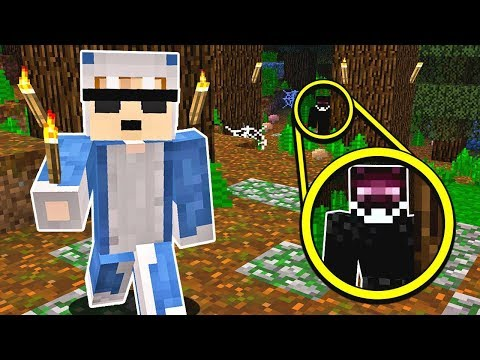 THE DEMON RETURNED TO MINECRAFT!