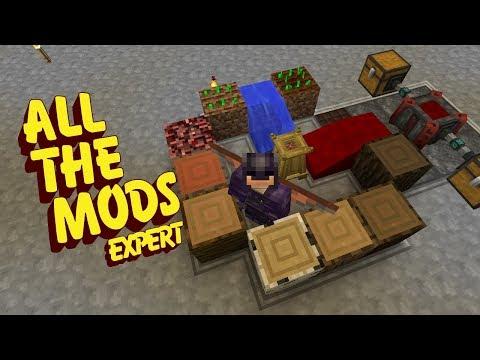 All The Mods Expert Mode - TRANQUILITY [E57] (Minecraft Expert Mod Pack)