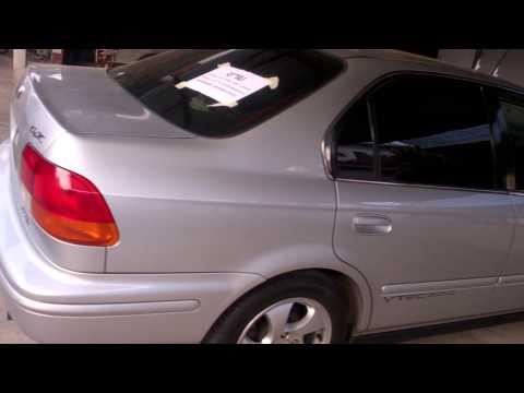 Honda Civic ตาโต 1997 part 1