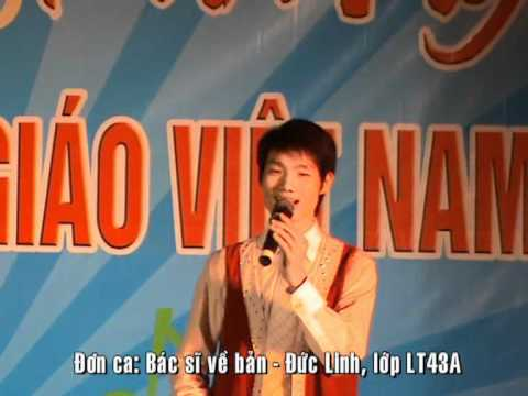 Bac si ve ban- Duc Linh LTK43A-DHYTB