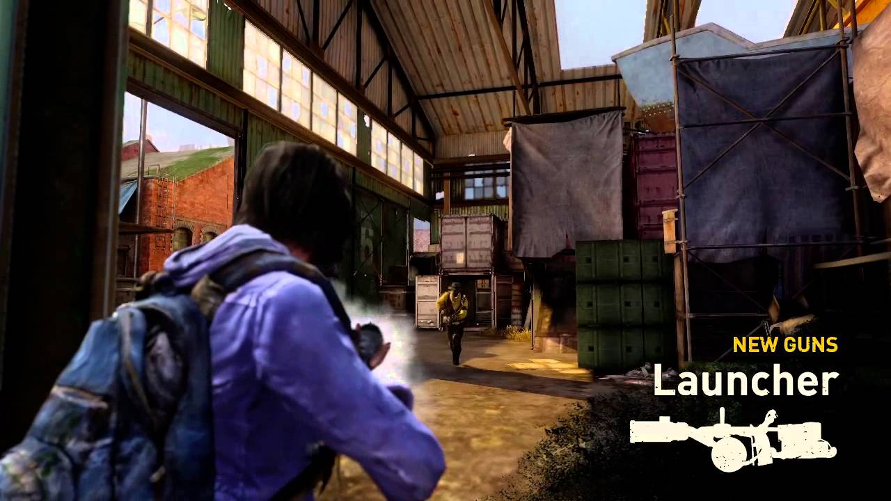 The Last Of Us Reclaimed Territories DLC Trailer YouTube - The last of us abandoned territories map pack