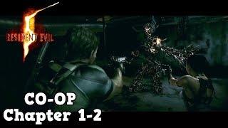 Resident Evil 5 - (Co-Op) - Chapter 1-2