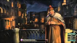 Civilization V OST | Enrico Dandolo War Theme | Rotta Ò Sonata