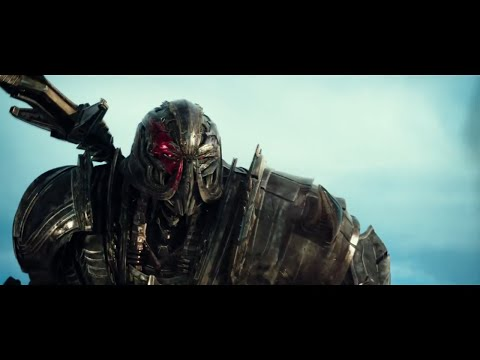 Megatron Gets His Crew (Megatron Crew Negotiation) - Transformers 5: The Last Knight [HD]