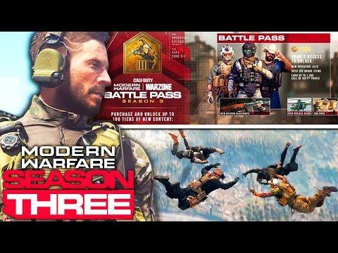 Modern Warfare: The HUGE Season 3 Update REVEALED!