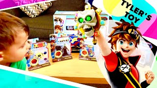 Massive Zak Storm Super Pirate Toy Unboxing - Chaos, Crogar, Caramba, Skullivar and More!