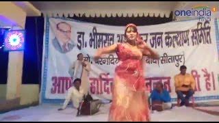 Vulgar Dance organised by BSP leaders during Ambedkar Jayanti, watch video