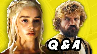 Game Of Thrones Season 5 Trailer Q&A - No Winds of Winter