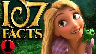 107 Tangled Facts YOU Should Know! - Disney 107 Facts! (107 Facts S5 E20) | ChannelFrederator