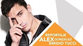 Alex González nueva campaña Emidio Tucci con El Corte Inglés