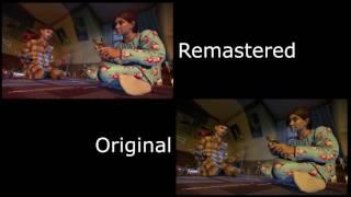 side by side comparison of origins ending cutscene bo2 original vs bo3 remastered