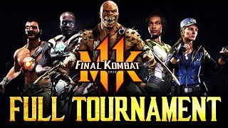 Mortal Kombat 11: Final Kombat 2020 - Full Tournament! [TOP8 + Finals] (ft SonicFox, NinjaKilla etc)