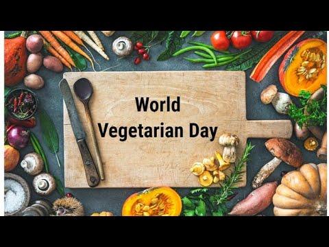 World Vegetarian Day: 01 October