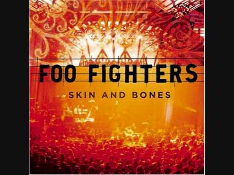 Foo Fighters My Hero  Skin and Bones Album