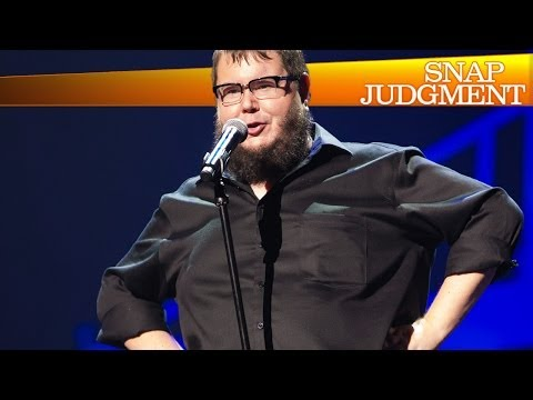 Why Does This Man's Grandfather Fight Monsters? / Shane Koyczan, Snap Judgment LIVE!