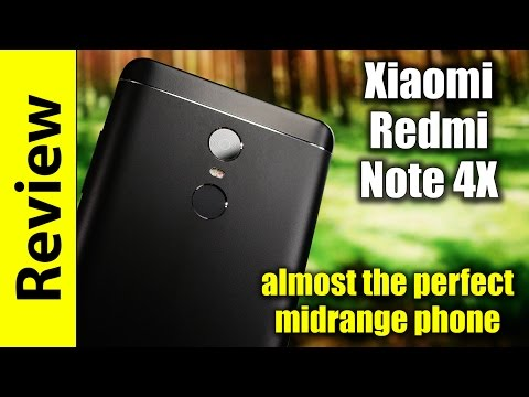 Xiaomi Redmi Note 4X Review | almost the perfect midrange phone