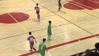 Final del II Torneo Nacional Infantil de Fútbol Sala