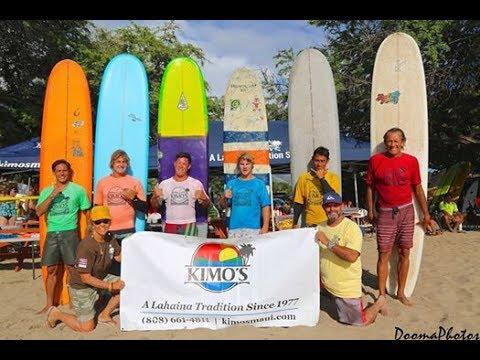 Longboarding Hawaii