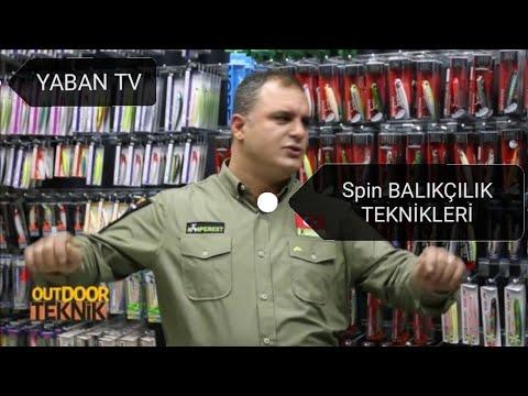 YABAN TV SPİN ÜZERİNE TEKNİK BİLGİ