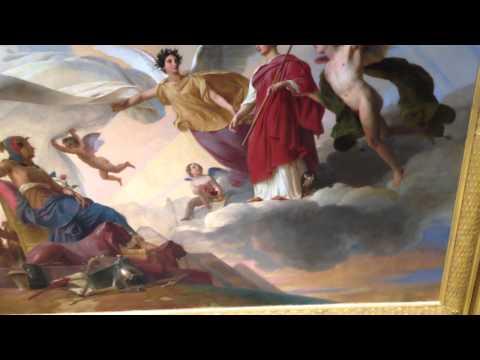 Inside the Louvre Museum Part 4
