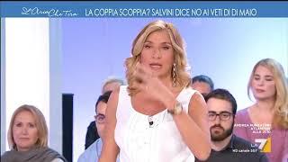 L'aria che tira - La battaglia dei capigruppo. Nel PD Renzi vince a metà (Puntata 28/03/2018)