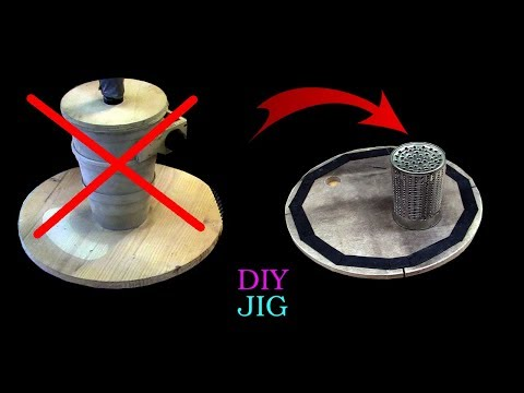Awesome dust collection for the workshop without cyclone - better, simpler, cheaper - DIY JIG