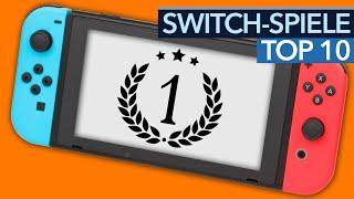 Die aktuell besten Spiele für Nintendo Switch