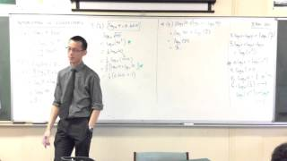 Logarithmic Arithmetic (2 of 3: Harder Numerical Examples)