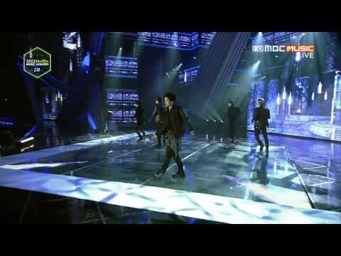 131114 BEAST  Intro & Shadow @ 2013 Melon Music Awards 1080P
