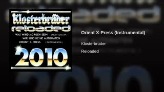 Orient X-Press (Instrumental)