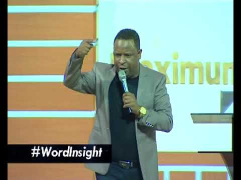PASTOR ANDREW YOUNG MUIRU - Leave the Situation Alone
