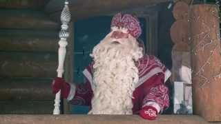 Дед Мороз из Великого Устюга посетил Череповец и поддержал Дорогу к дому DOROGA K DOMU(, 2014-12-13T15:54:27.000Z)