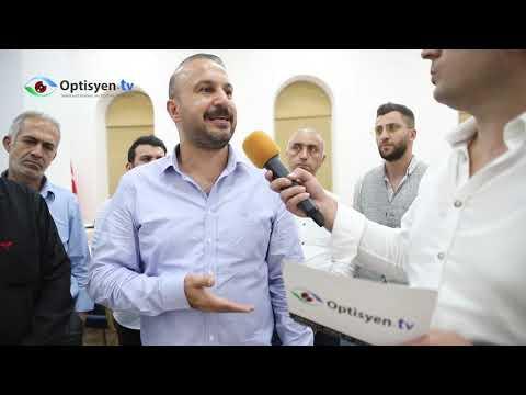 Diyarbakır'da Optisyenlerle Özel Röportaj