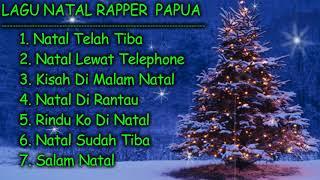 Download lagu KUMPULAN LAGU NATAL RAP PAPUA 2018 MP3