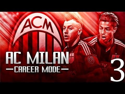 Fifa 15 ac milan career mode - mycookies scores a chocolate flavored goal! - season 3 episode 3