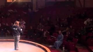 Harlem Shake - Globe Theatre - Odessa Texas
