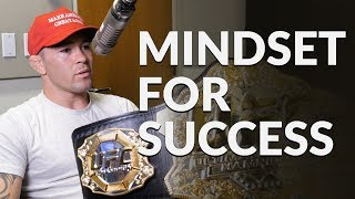 Colby Covington's Mindset for Success