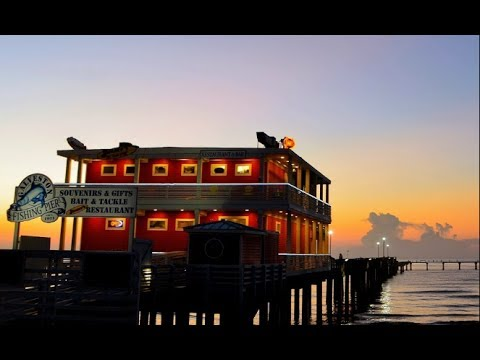 91st pier fishing (Smack city) Galveston, Texas