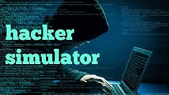 best 3 hacker games (hacker simulator)