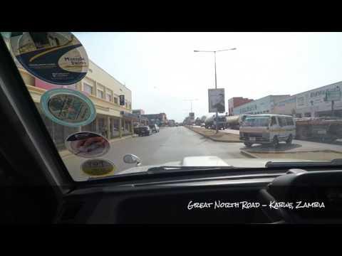 Drive Through Zambia - Kabwe