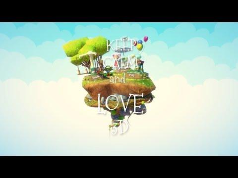 """Cute Islands"" - CGI 3D Modeling HD"