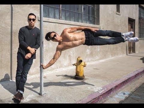 American Ninja Warrior - Best Of Warren James Li