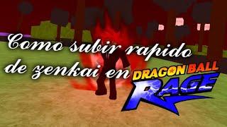 ¡Como subir rapido de zenkai en dragon ball rage :v! - Aitorxito