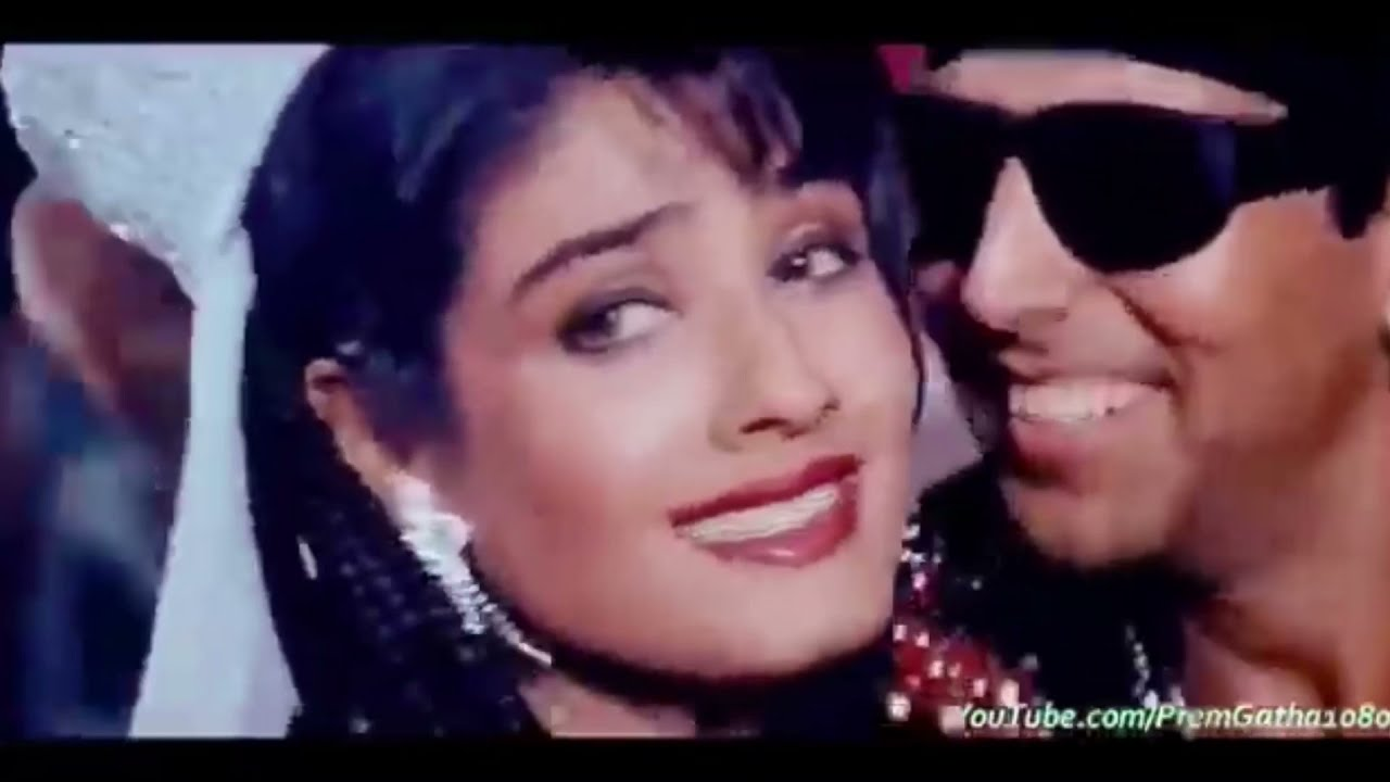Download Tu Cheez Badi Hai Mast Mast |Mohra (1994) |Udit Narayan, Akshay Kumar| twinkle
