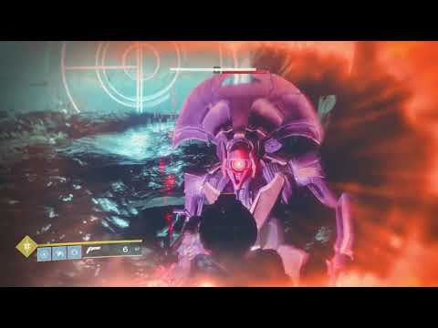 Destiny 2 Campaign The Red War Mission Looped Walkthrough