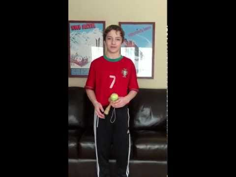 Kendama for Beginners by Tommy