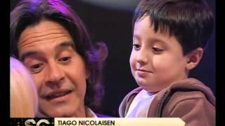 Osvaldo Laport, La Historia de Tiago - Susana Giménez