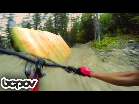 IT'S LIKE CRANK IT UP IN WHISTLER, BUT FREE! | Riding in Kimberley BC - Dirt Epic 8