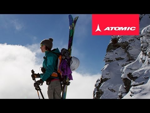 ATOMIC CENTURY 2014 | Molly Baker's favourite powder ski
